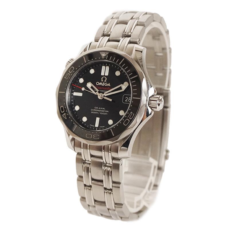 オメガ シーマスター プロダイバーズ 300M 自動巻き メンズ腕時計 212.30.36.20.01.002【新品・未使用品】