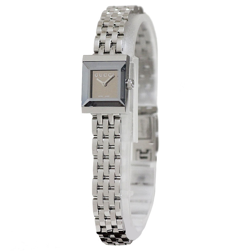 22432fdde38 BrandCity  Gucci G frame square Lady s watch 128.5 YA128501 ...