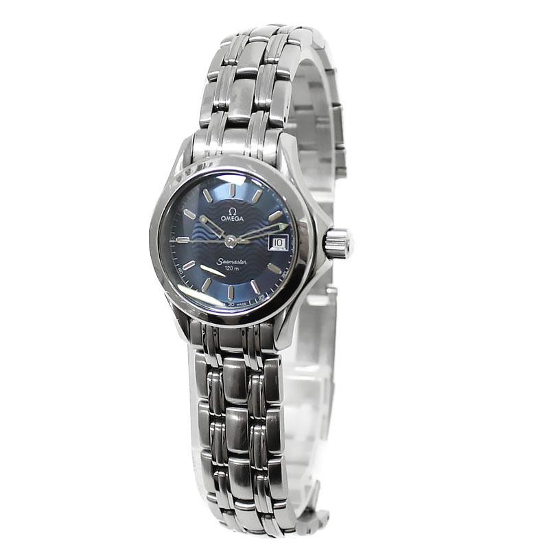 オメガ シーマスター 腕時計 レディース 2581.81【中古】