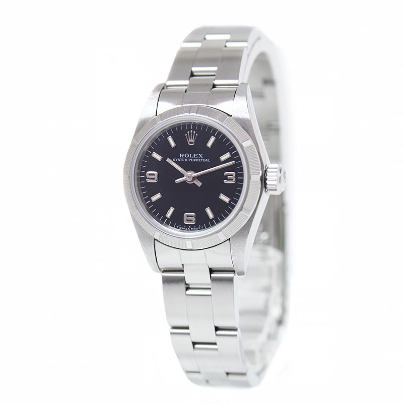 ロレックス オイスターパーペチュアル レディース 腕時計 67230 【美品】