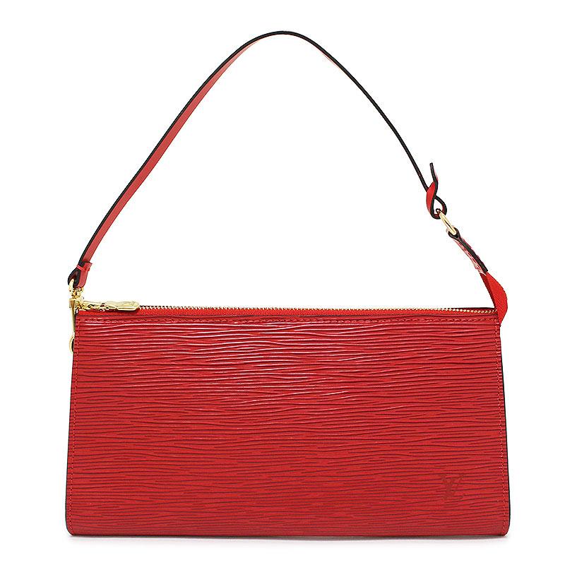 ルイ・ヴィトン エピ ポシェット・アクセソワール ハンドバッグ 24 レッド 赤 M52947 【新品・未使用品】