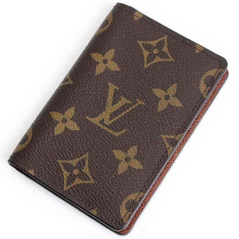 ルイ・ヴィトン モノグラム ポケット・オーガナイザー カードケース M60502 【新品・未使用品】