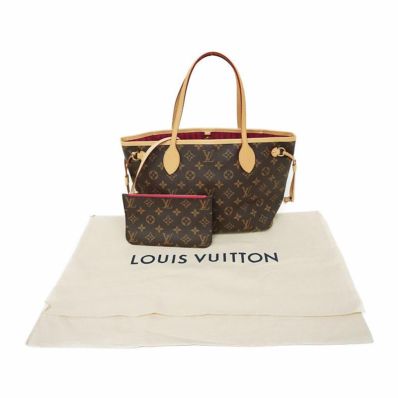 01ce71676a83 BrandCity: Louis ヴィトンモノグラムネヴァーフル PM tote bag M41245 ...
