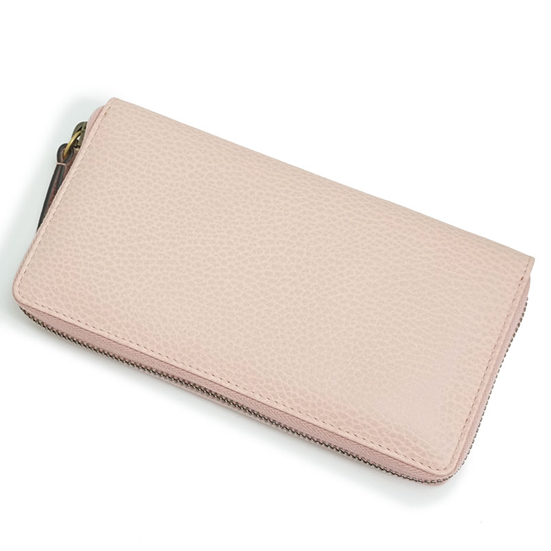 10f9d1a40d99 ... With 499,363 Gucci butterfly leather zip around wallet long wallet pink  ...