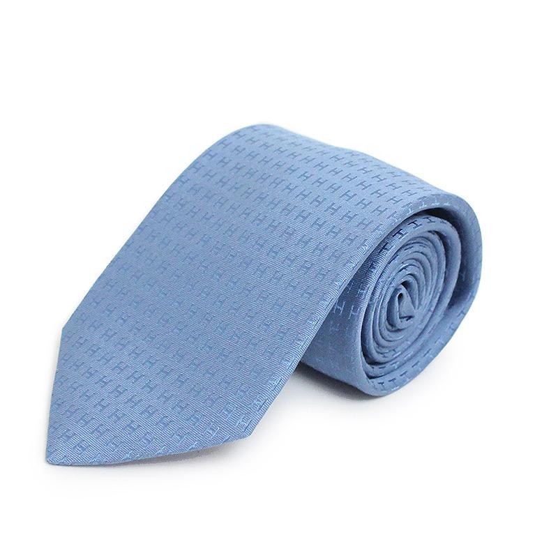 e50b551b74bf With Hermes silk 100% tie FACONNEE H tie 030189T B3 Seychelles blue box ...