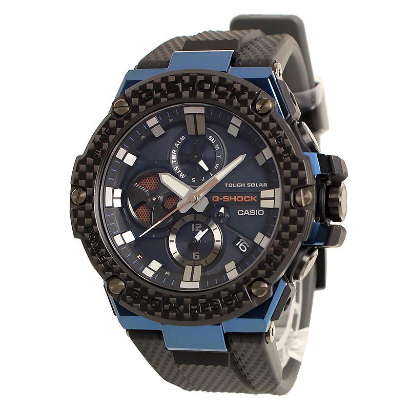 CASIO G-SHOCK カシオ Gショック 5513 GST-B100XB-2AJF ラバー ソーラー メンズ 腕時計 箱付【新品・未使用品】