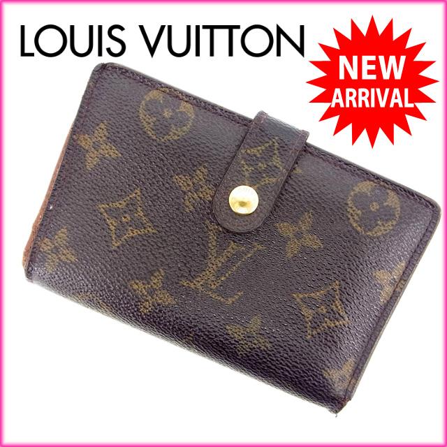 55f2c163f7a3 ルイヴィトン フェンディ Louis Vuitton がま口財布 二つ折り コーチ ...