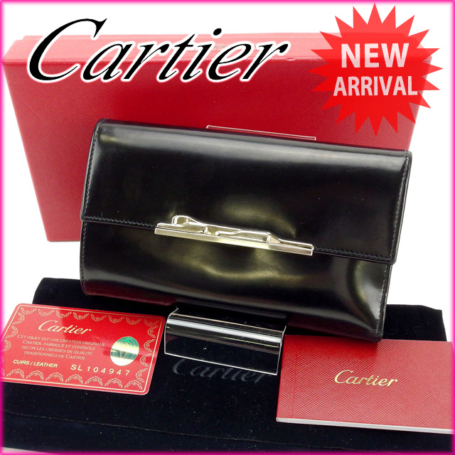 a39a71c9a046 スーパー カルティエ Cartier フェンディ 長財布 メンズ可 パンテール ...