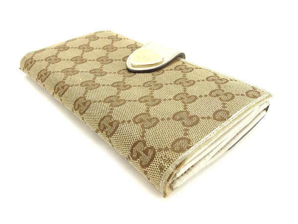 b2e5479b1023 グッチ コーチ Gucci 長財布 スーパー 財布 Wホック 二つ折り フェンディ ...