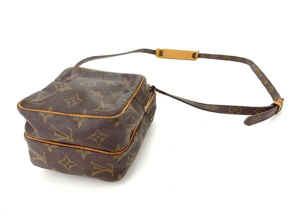 루이비통 Louis Vuitton 숄더백경사 겨냥해 숄더 남녀 겸용 미니 아마존 모노그램 M45238 브라운 모노그램 캔버스(참고 정가 112350엔) A994