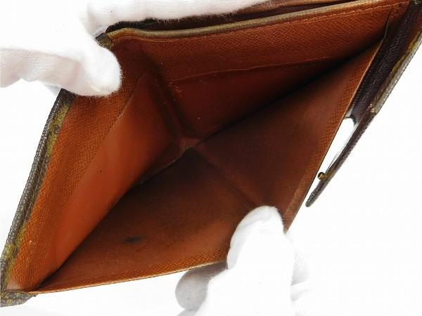 cf31e67ccc86 【】ルイヴィトンLOUISVUITTON二つ折り財布Wホック財布レディースボルトモネビエ( ルイヴィトン 二つ折り財布 モノグラム ...