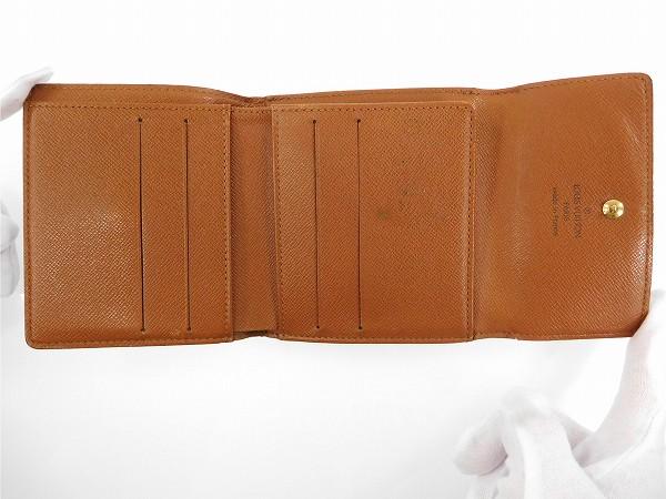09ec60ecd766 ルイヴィトン フェンディ LOUIS シャネル VUITTON 二つ折り財布 Wホック ...