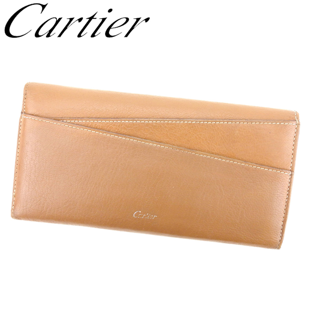 8173a185aa5d カルティエ スーパー Cartier 長財布 コーチ ファスナー付き 財布 ...