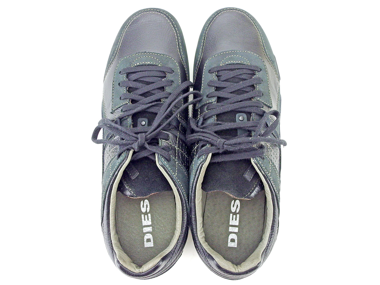 9339e46bffccfd BRAND DEPOT TOKYO  Diesel sneakers shoes shoes Diesel black system ...