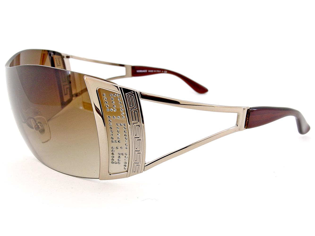 1d01b5f2bf99 BRAND DEPOT TOKYO  Versace sunglasses glasses eyewear Versace brown ...