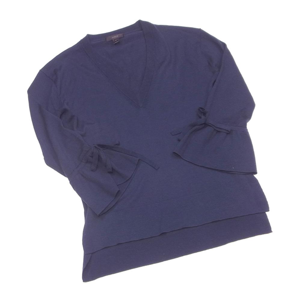 120e518187e J. Crew other J.CREW knit V neck sweater Lady's Zara ZARA two points ...