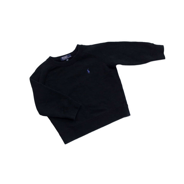 Sweatshirts Black Girls Friendly C100included Horse Ralph Polo Embroidered Size Purple Kids ' × Boys 90 InC95 Lauren Tops D9YWIbeEH2