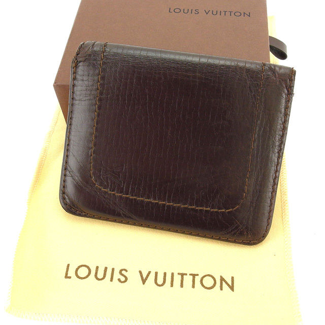 cda52a997d5f Brand Depot Tokyo Louis Vuitton Folio Wallet Fastener. Utah Leather  Personalization Hotsting Long Coin ...