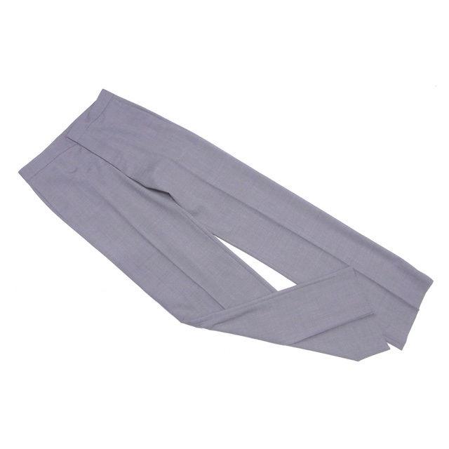 【中古】 ディースクエアード パンツ スラックス メンズ ♯40サイズ グレー W/95%PU/5%(裏地)RY/65%PE/35% (あす楽対応)超美品 L648 .