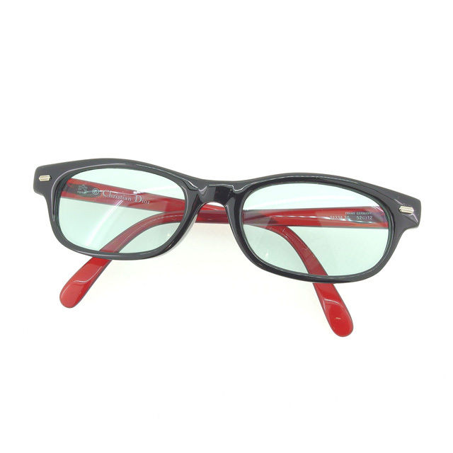 af610ff680 Christian Dior sunglasses glasses Christian Dior clear green X black X red  system L886s
