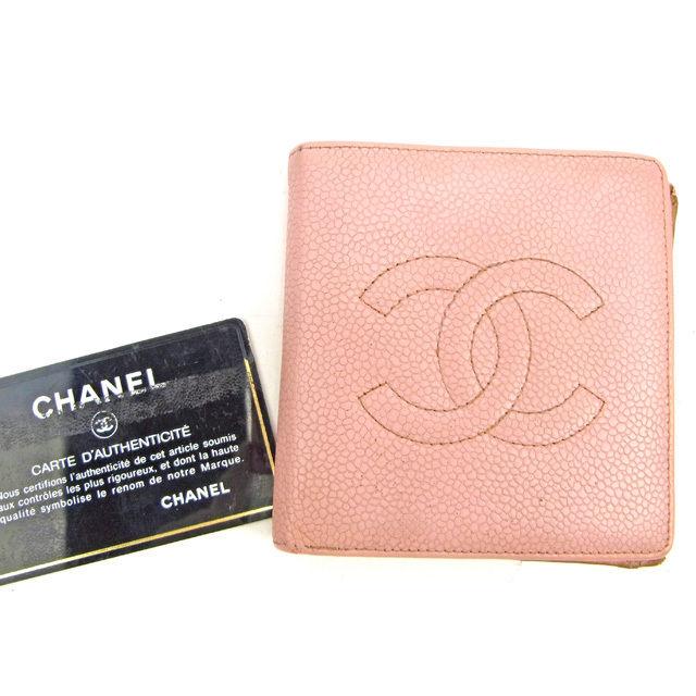 0bc09ecf502a フェンディ ブランド財布 シャネル Chanel 二つ折り財布 財布 ピンク ...