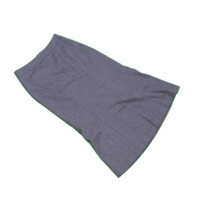 【値引きクーポン】 【中古】 バーバリー BURBERRY スカート ロング レディース ♯38サイズ グレー L2134 .