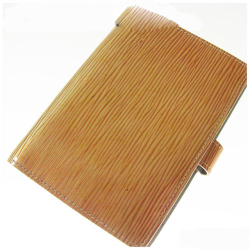 【中古】 ルイヴィトン Louis Vuitton 手帳カバー レディース フューチャーピンク M34