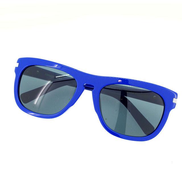 【中古】 ルイヴィトン Louis Vuitton サングラス メンズ可 ポゼッシオンPM Z0563E ブルー プラスティック (あす楽対応)人気 美品 R1084 .