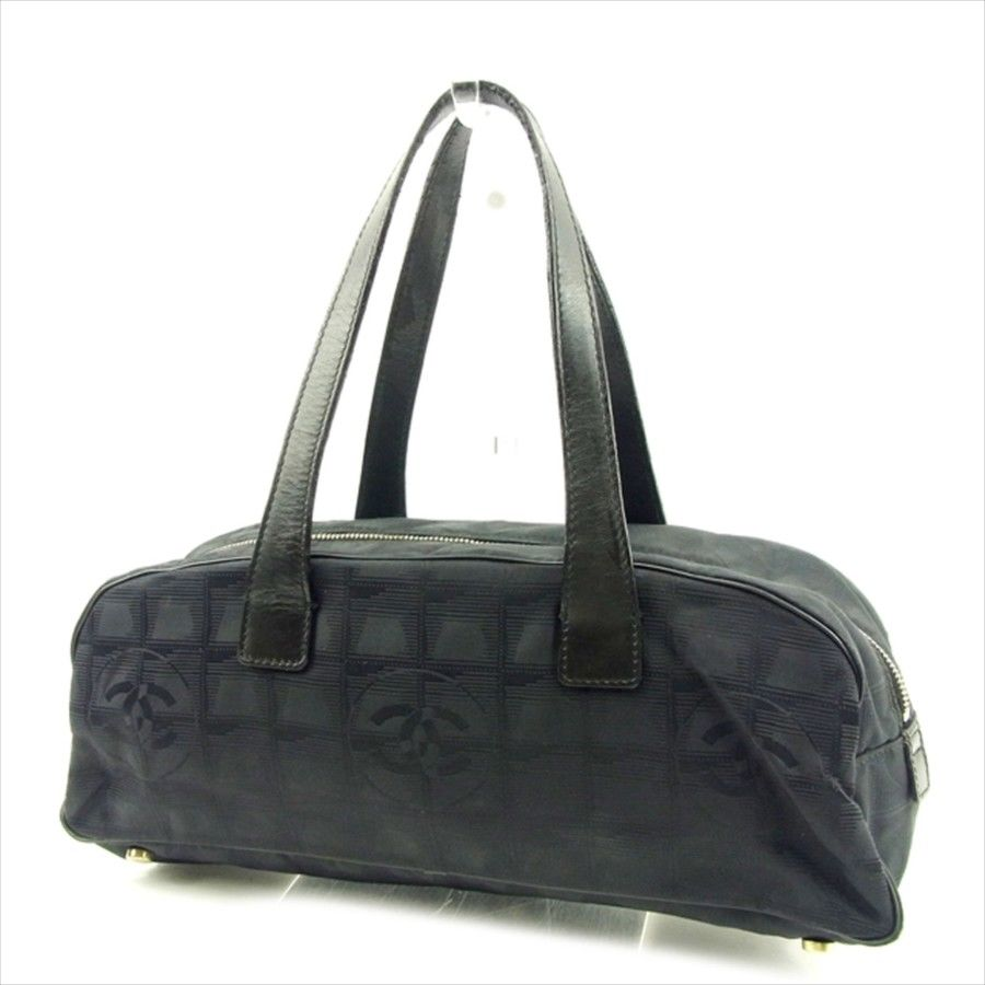 【中古】 シャネル ハンドバッグ ミニボストンバッグ Chanel T4601s