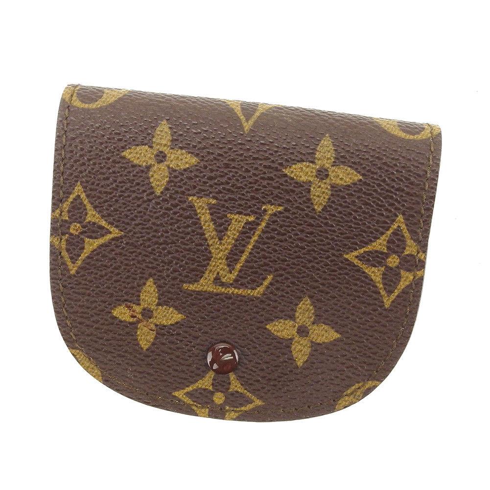 【中古】 ルイ ヴィトン コインケース 小銭入れ Louis Vuitton ブラウン系 T5046s .