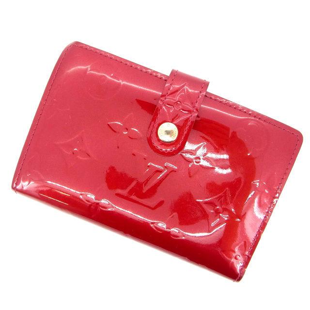 superior quality 1ac37 a10b6 中古】 ルイヴィトン Louis Vuitton がま口財布 /二つ折り ...