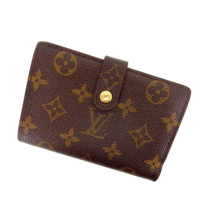 online store 5c37f cbdc5 ルイヴィトン Louis 財布 レディース Vuitton がま口財布 二 ...