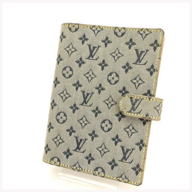 【中古】 ルイヴィトン Louis Vuitton 手帳カバー /メンズ可 /アジェンダPM モノグラム・ミニ R20910 モノグラム・ミニキャンバス (あす楽対応)人気 激安 Y701 .