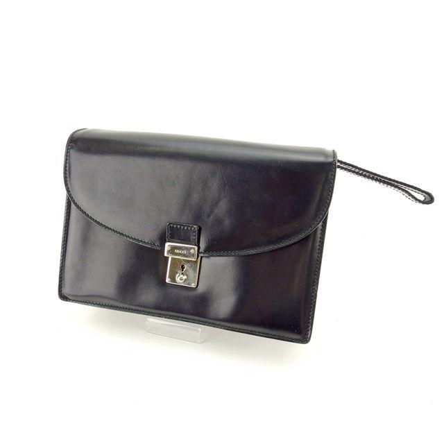 3807a85619e653 Lady's logo black X silver popularity sale Y3884 with the Gucci GUCCI  second bag strap