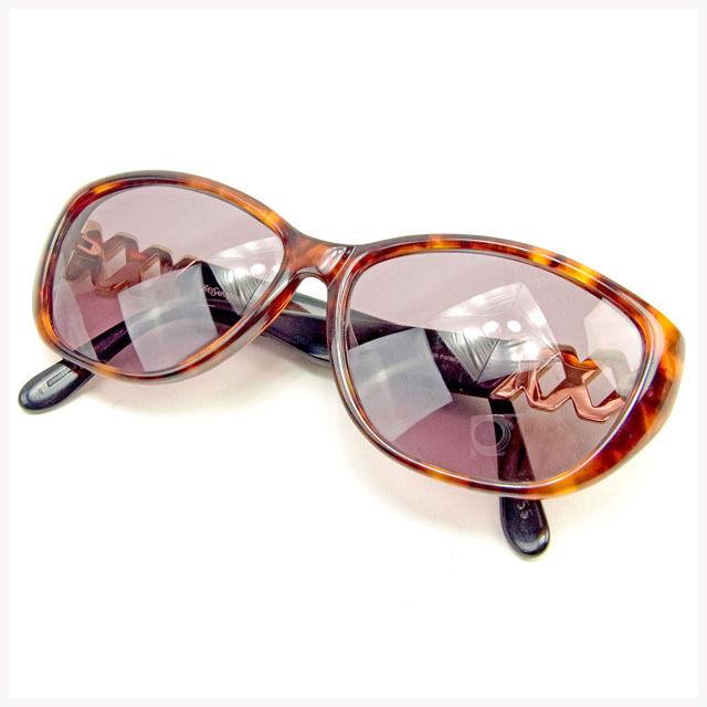 54a80725706 Saint-Laurent SAINT LAURENT sunglasses glasses Lady s tortoiseshell pattern  frame clear brown X black X gold plastic X gold metal fittings popularity  sale ...
