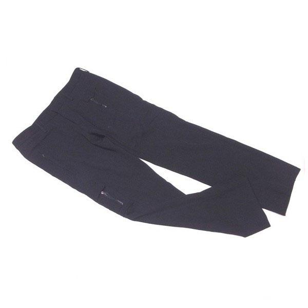 【中古】 ニールバレット NEIL BARRETT パンツ ストレート メンズ ♯50サイズ ブラック C3033 .