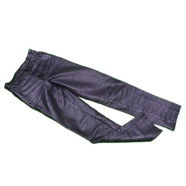 【中古】 バンソン VANSON パンツ ストレート メンズ ♯28サイズ ブラック C3058 .