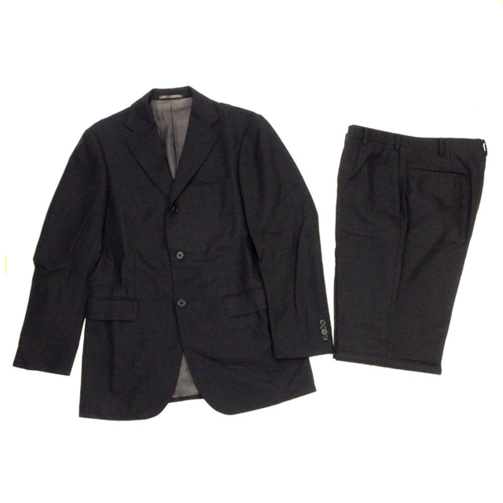 【中古】 ユナイテッドアローズ スーツ ブラック系 R1086s