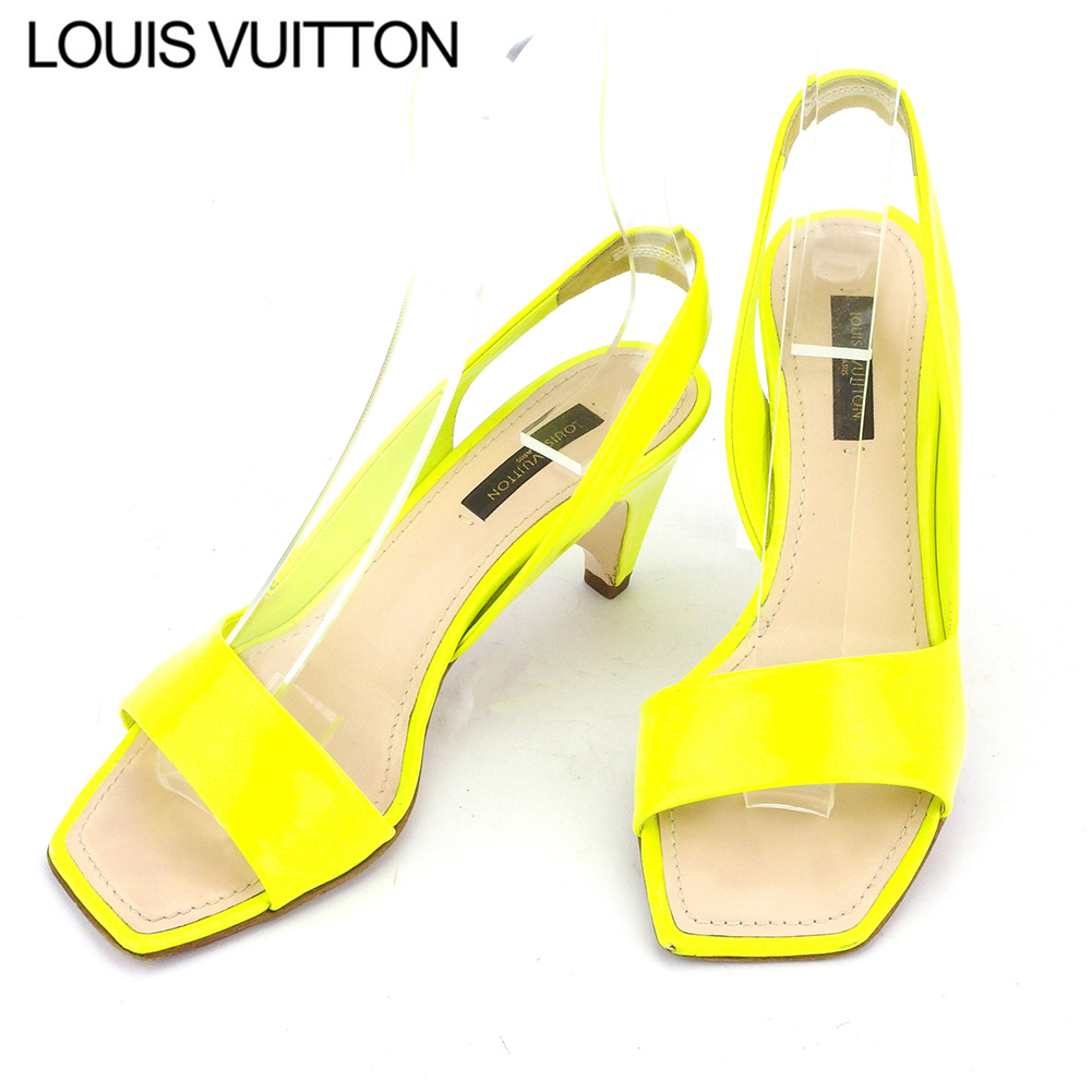 new styles incredible prices classic fit BRAND DEPOT TOKYO: Louis Vuitton sandals shoes shoes Lady's ♯ 36 ...