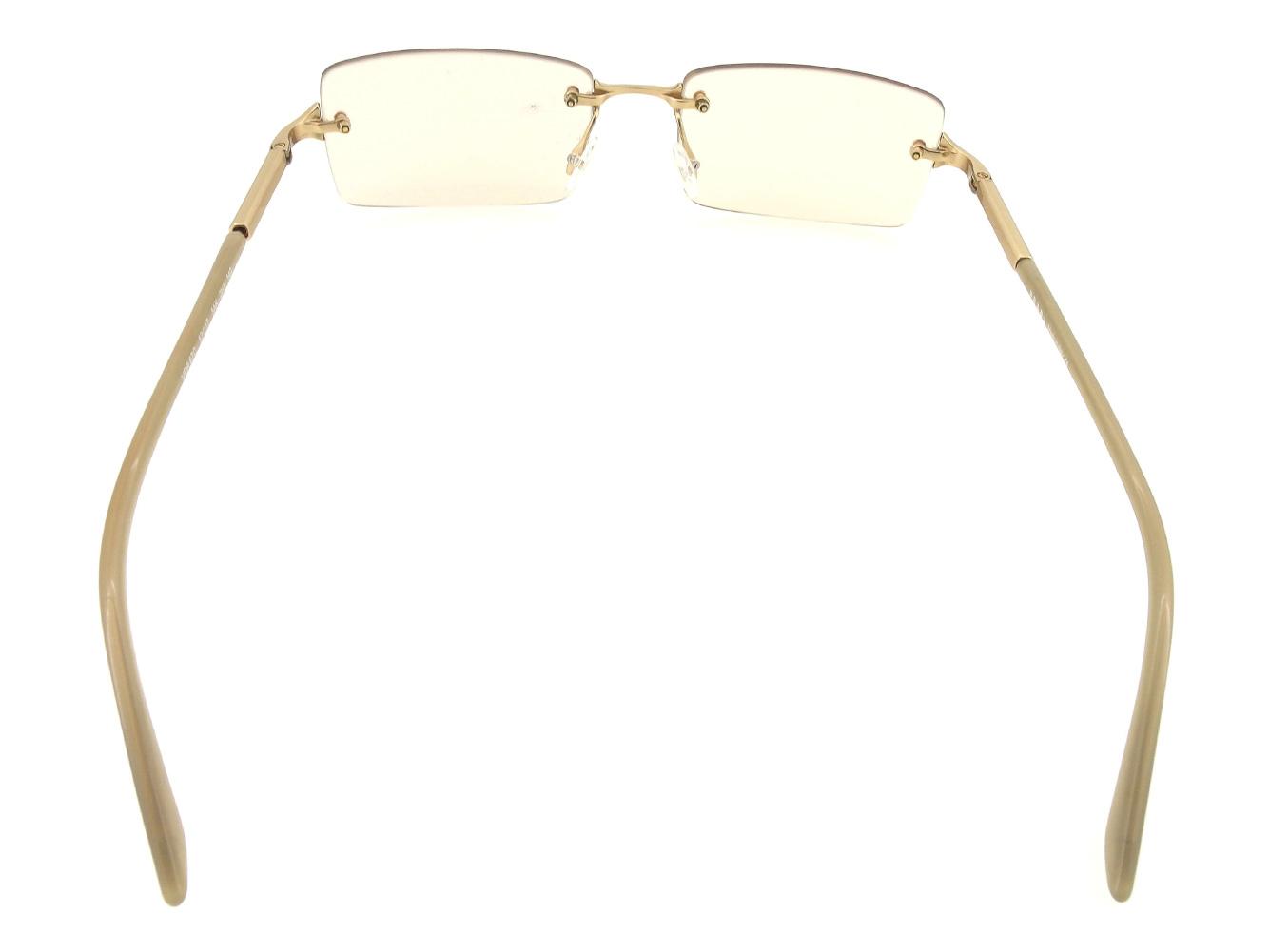 a3f631f52d Prada PRADA sunglasses eyeware Lady s men brown gold popularity sale L2510