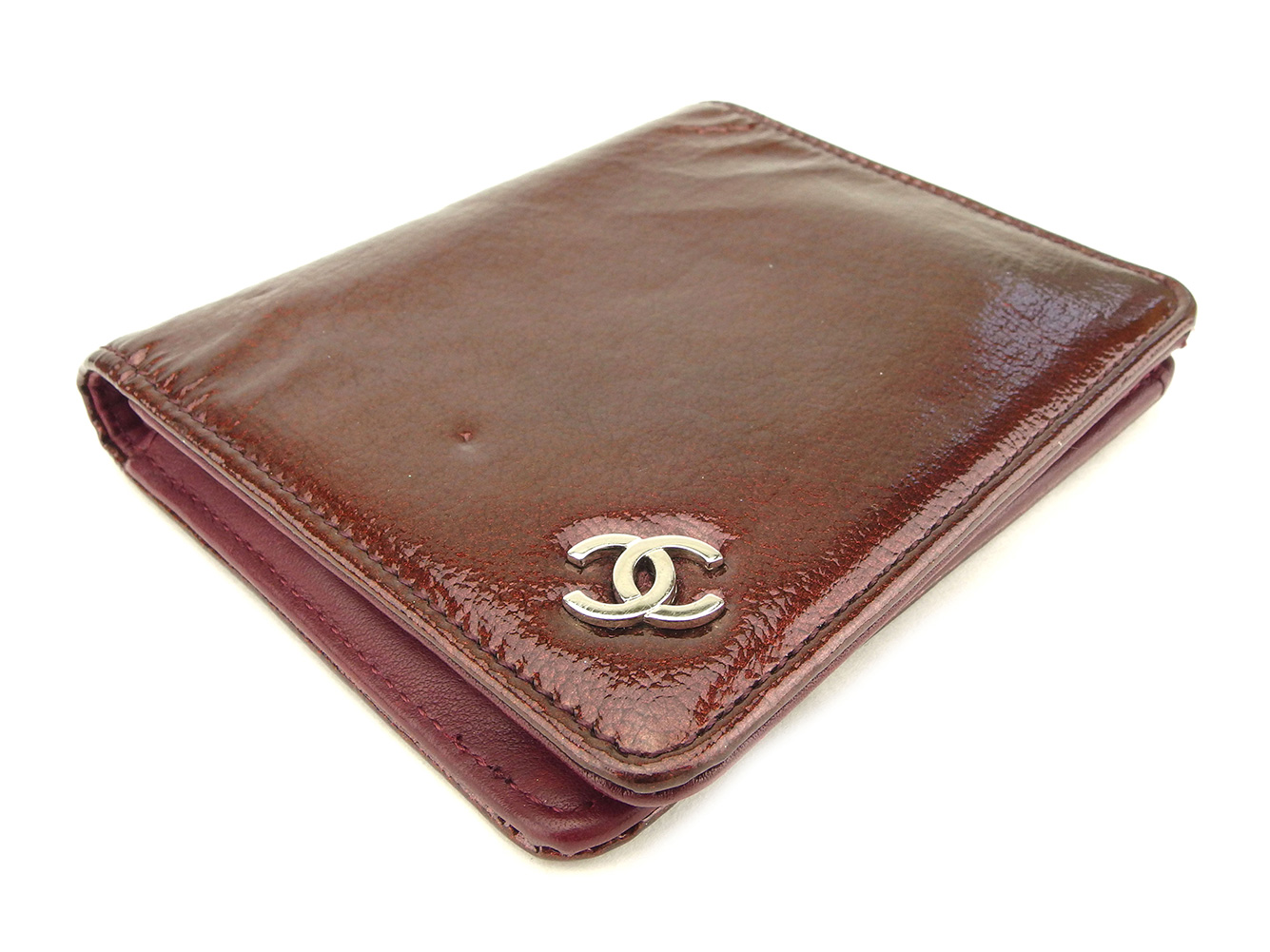 75f6e6d32e63 ブランド財布】 シャネル フェンディ CHANEL 二つ折り グッチ バッグ ...