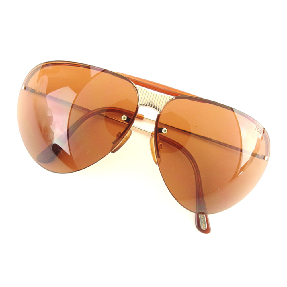 a5959418ae66 Tom Ford TOM FORD sunglasses eyeware Lady's men brown popularity sale L2711.