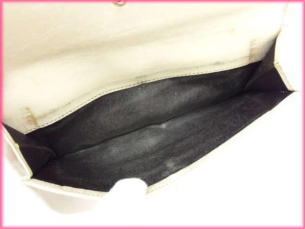 グッチ GUCCI 長財布 Wホック ホワイト レディース メンズ ユニセックス サイフ 小物 ブランド 人気 贈り物 財布 収納 在庫一掃 迅速発送 在庫処分 男性 女性 良品 夏 1点物 C1253 AstChrBQdx