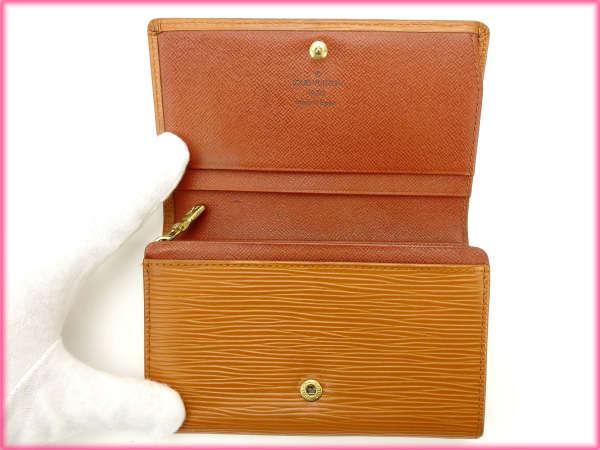 ルイヴィトン Louis Vuitton L字ファスナー財布 二つ折り ポルトモネビエトレゾール ブラウン M61730 レディnmNv0yO8w