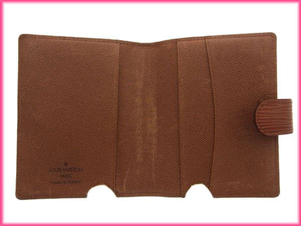 ルイヴィトン Louis Vuitton ミニ手帳カバー 廃番 レディース アジェンダ ミニ ケニアブラウン ブラウンF38VzGqLUSMp