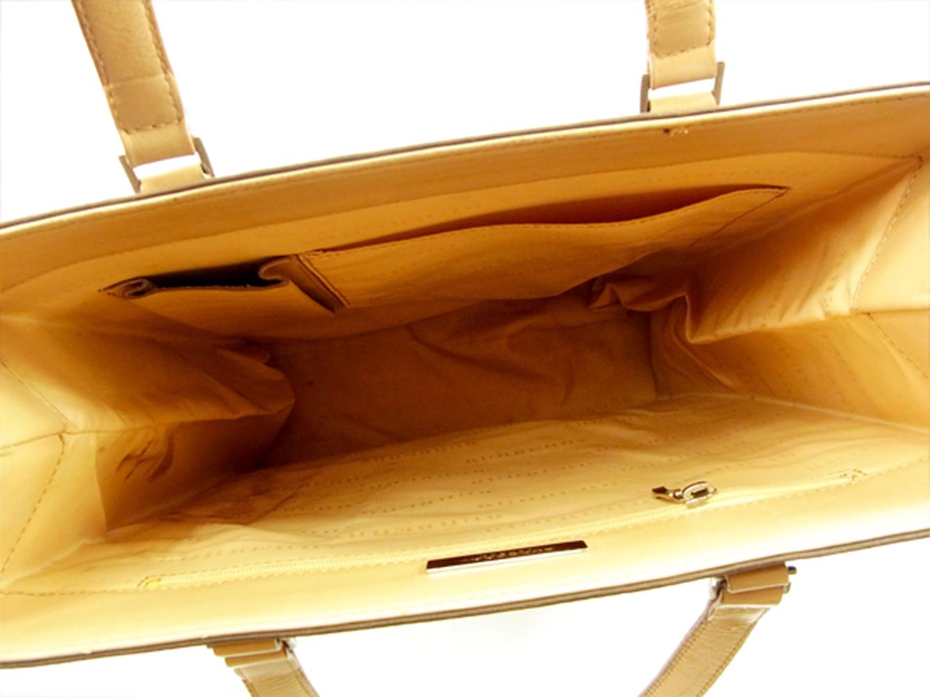 Burberry BURBERRY tote bag handbag lady s men s possible brown X beige  canvas X leather popularity sale T4688 8815d46b0240c