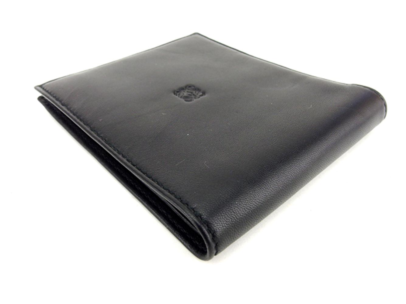 68b1765f8320 財布 メンズ】 ロエベ LOEWE 二つ折り 札入れ メンズ グッチ 財布 ...