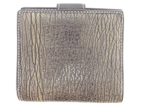 cd7c1f66458 Gucci GUCCI folio wallet men s possible interlocking grip G gray X black X  silver system leather quality goods sale L1400