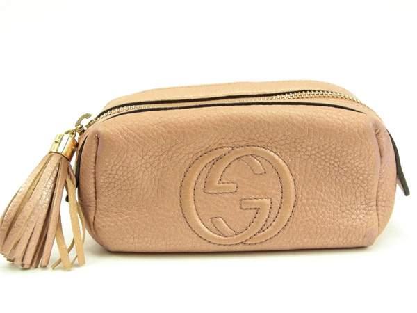 구찌 Gucci 화장 포치포치레디스인타록킹핀크레자 인기 J13155 브랜드품