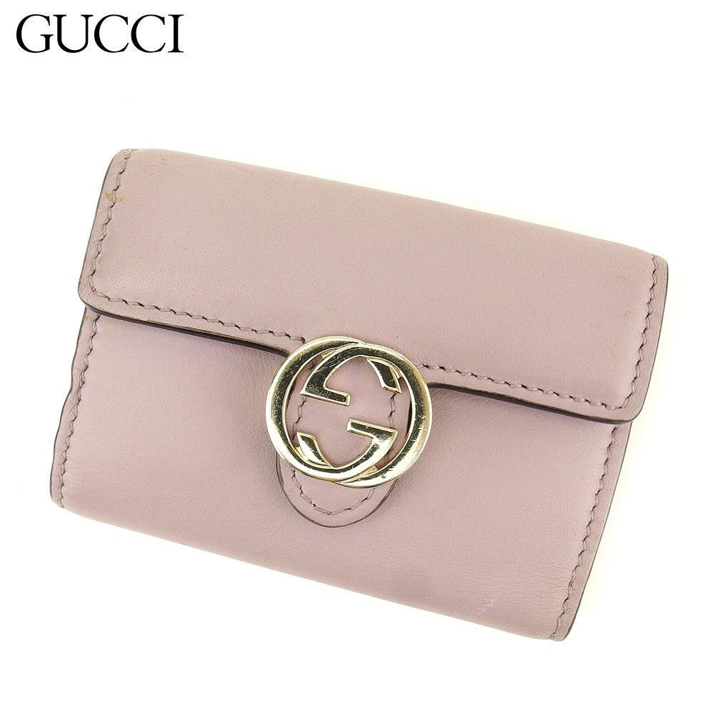 new product 1bb48 117cd 福袋セール】 【中古】 グッチ Gucci キーケース 6連キー ...
